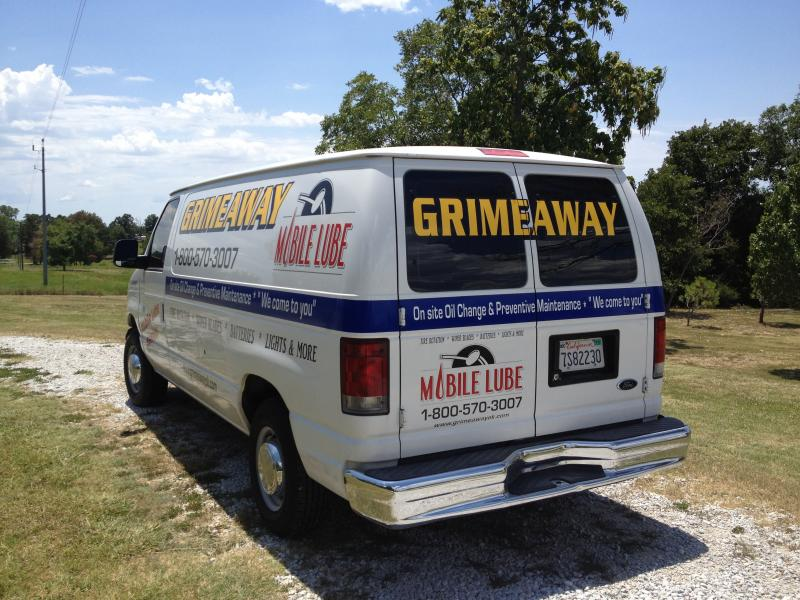 GRIMEAWAY ON THE WAY